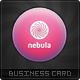 Nebula Business Card - GraphicRiver Item for Sale