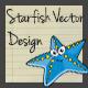 Starfish Vector Design - GraphicRiver Item for Sale