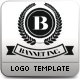 Bannet Logo Template - GraphicRiver Item for Sale