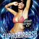 Euphoria Bash Flyer Template - GraphicRiver Item for Sale