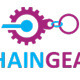 Chain Gear Logo - GraphicRiver Item for Sale