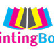 Printing Book Logo - GraphicRiver Item for Sale