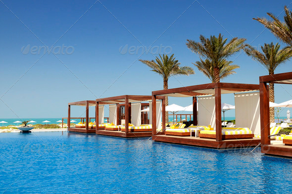 PhotoDune luxury place resort 2602779