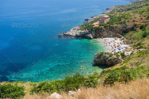 Riserva dello Zingaro - Stock Photo - Images