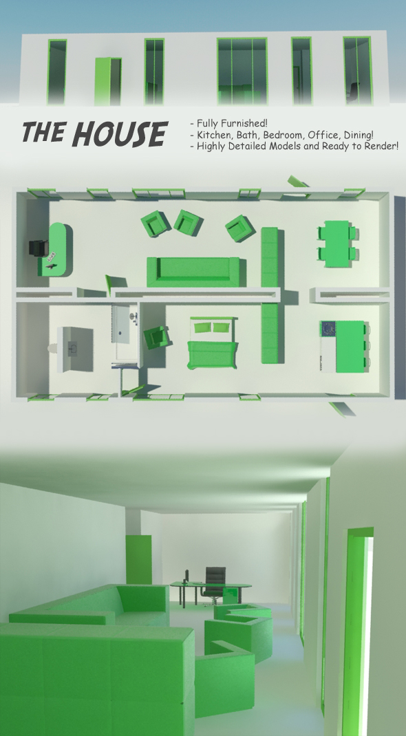 3DOcean the House 94529