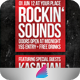 3 Rockin' Sounds Flyers - GraphicRiver Item for Sale