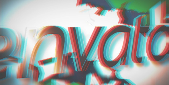 After Effects Project - VideoHive Fractal Intro 2598812