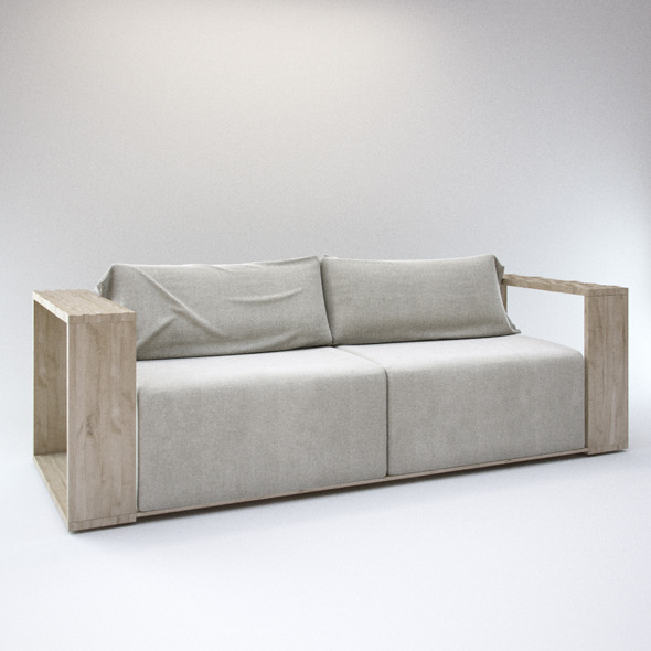 Sofa Arumjigi - 3DOcean Item for Sale