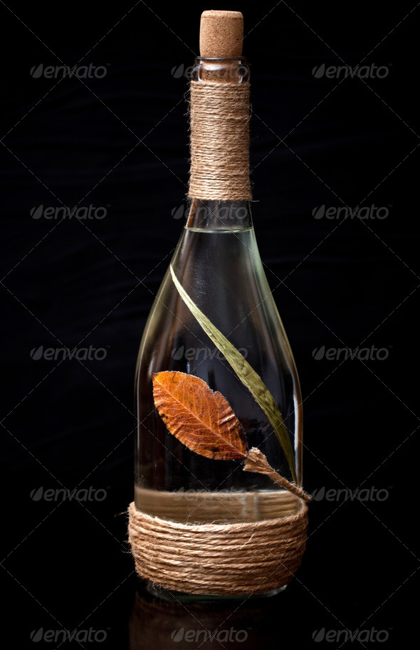 Bottle - Stock Photo - Images