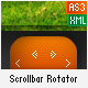 XML ScrollBar Rotator - ActiveDen Item for Sale