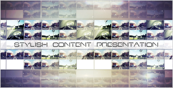 VideoHive Stylish Content Presentation 2612410