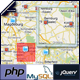jQuery - POI - Mapper - WorldWideScripts.net Item para sa Sale