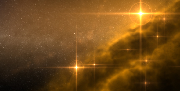 After Effects Project - VideoHive Realistic Nebulas 94784