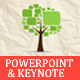 SocialFactor Powerpoint and Keynote Templates