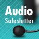 Audio Salesletter - ActiveDen Item for Sale