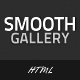 SmoothGallery - XHTML/CSS Image Gallery Template - ThemeForest Item for Sale