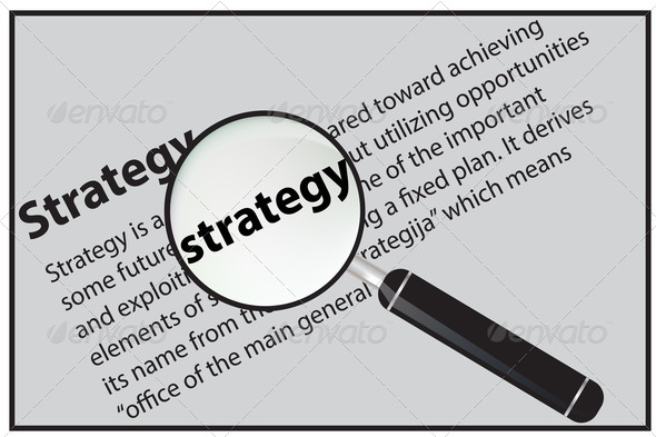 Strategy - Stock Photo - Images
