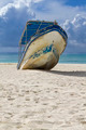 Beached Boat - PhotoDune Item for Sale