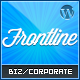 Frontline: Responsive Business / Agency WP Theme