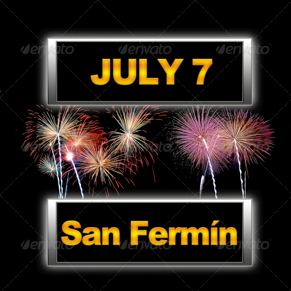San Fermi­n. - Stock Photo - Images