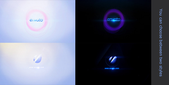 After Effects Project - VideoHive Ribbon logo reveal 2600537