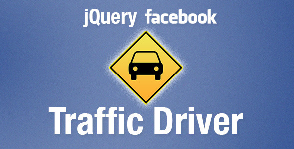 JQuery Facebook Traffic Driver - CodeCanyon Item for Sale