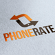 Phone Rate Logo - GraphicRiver Item for Sale