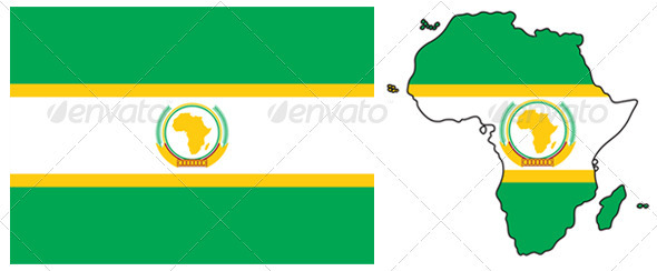 African Union  GraphicRiver - Vectors -  Conceptual 2626621