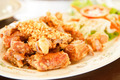 Fried pork with garlic. - PhotoDune Item for Sale