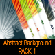 Abstract Background Pack 1 - GraphicRiver Item for Sale