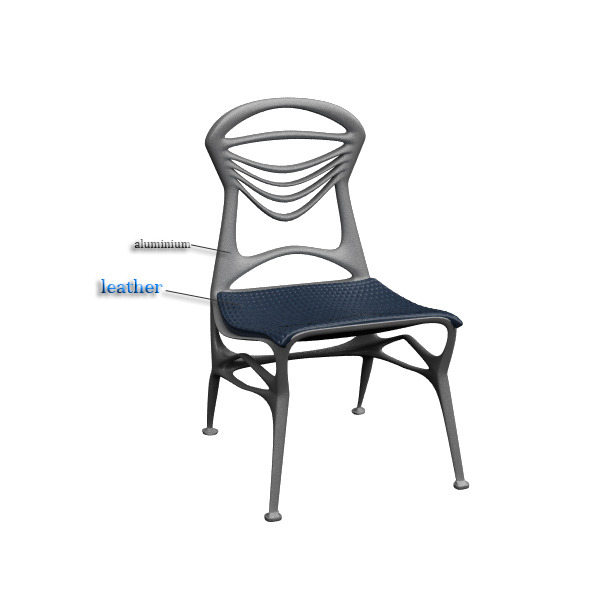 3DOcean Modern Chair 2627552