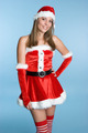 Santa Suit Woman - PhotoDune Item for Sale