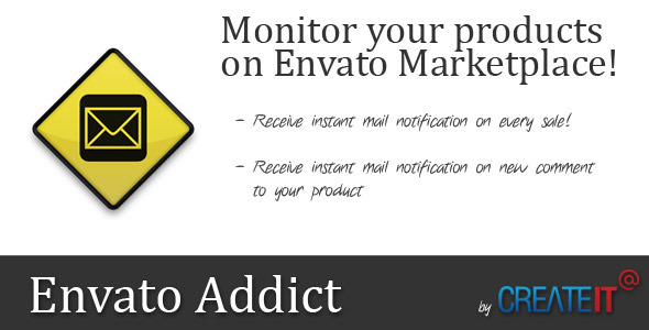 Envato Addict - CodeCanyon Item for Sale