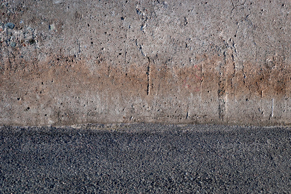 grunge cement wall - Stock Photo - Images