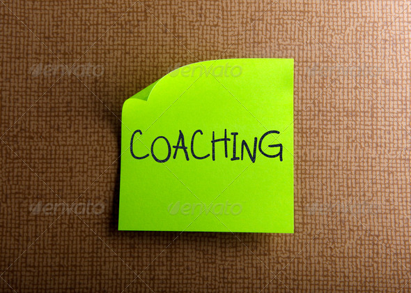 Coaching - Stock Photo - Images