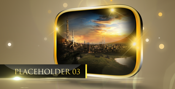After Effects Project - VideoHive Gold Time 2635089