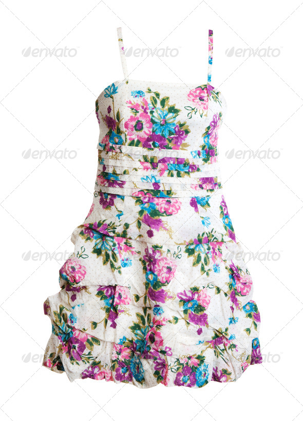 woman's dress - Stock Photo - Images