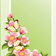 Flower frame - GraphicRiver Item for Sale