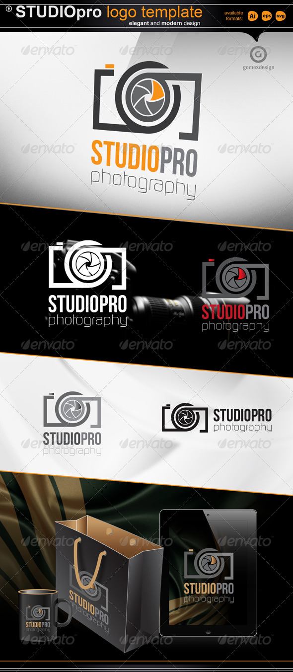 GraphicRiver Studio pro photography 2638984