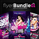 Flyer Bundle Vol. 1 - GraphicRiver Item for Sale