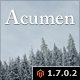Acumen - ThemeForest Item for Sale