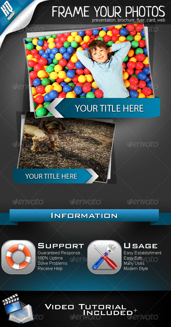 GraphicRiver Frame Your Photos 2628744