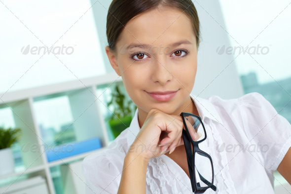 Pretty female - Stock Photo - Images