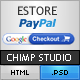 Ecommerce Google And PayPal Estore2 - ThemeForest Item for Sale