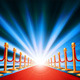 Red carpet entrance - GraphicRiver Item for Sale