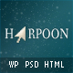Harpoon - Multioptions Responsive WP Theme - ThemeForest Item for Sale