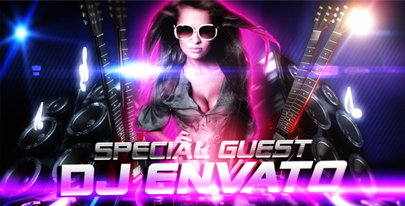 After Effects Project - VideoHive Club Promo 2648029
