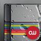 Disc Artwork - Liquid 设计-Graphicriver中文最全的素材分享平台