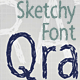 Qratchee Font; Sketchy Type Lettering  - GraphicRiver Item for Sale