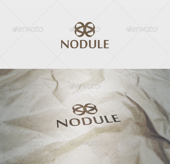 Nodule Logo - Vector Abstract